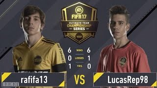 FIFA 17 Ultimate Team Championship Americas Region Grand Final ALL Highlights