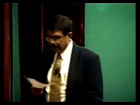 Alladi Ramakrishnan's  Theoretical Physics Seminar by Alladi Krishnaswami