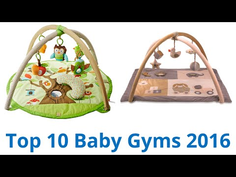 10 Best Baby Gyms 2016