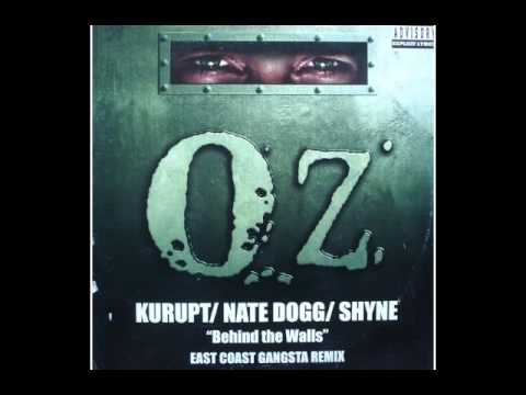 Kurupt - Behind The Walls Remix