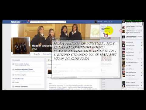 Broma pesada para facebook 2013