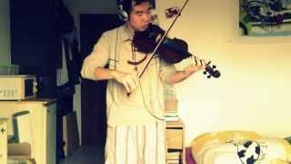 Cô bé mùa đông - Violin cover by Kaiser