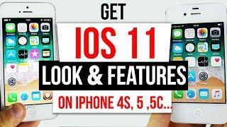 download lagu Get Ios 11 Look & Features On Ios 9 gratis