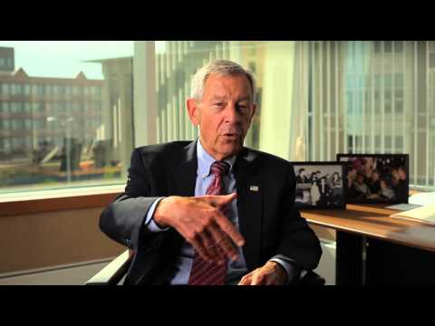 Interview with Senator George Voinovich