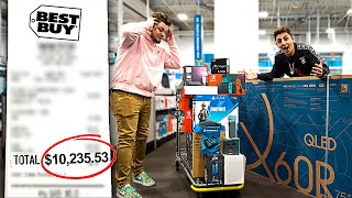 I Took a FAN on a $10,000 SHOPPING SPREE!! **insane**