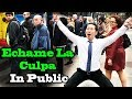 "Luis Fonsi, Demi Lovato   ""Échame La Culpa""   SINGING IN PUBLIC!!"