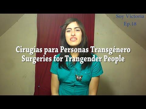 Surgeries for Trans People (Cirugías para Personas Trans) - Soy Victoria 18
