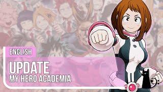 My Hero Academia 34 Update 34 Season 3 Ed English Lizz Robinett Ft L Train