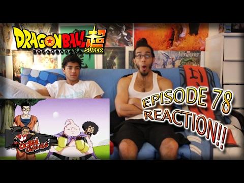 "Dragon Ball Super Ep. 78 REACTION + Predictions!! | ""全宇宙の神様もドン引き!?負けたら消滅「力の大会」"""