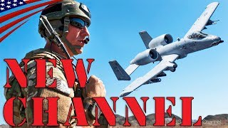 """New Channel - More Special Movie """"USA Military Channel 2"""""""