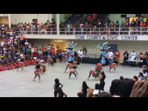 Dance or Buck-Off Dance Competition Stand Battles