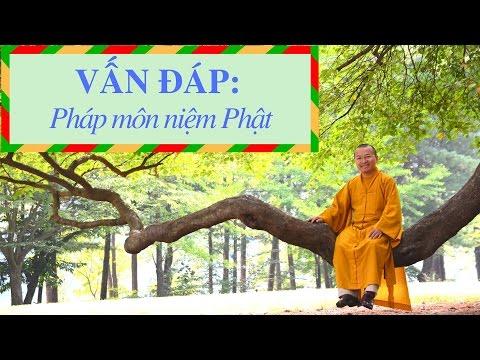 Vấn đáp: Pháp môn niệm Phật