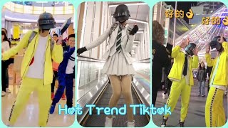 Chàng Trai Và Cô Gái Cosplay PUBG Và Những Điệu Nhảy #24 √ Tik Tok China
