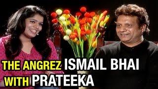 'The Angrez' fame Ismail Bhai Chit Chat with Prateeka - V6 Prateeka Show | Pakka Hyderabadi