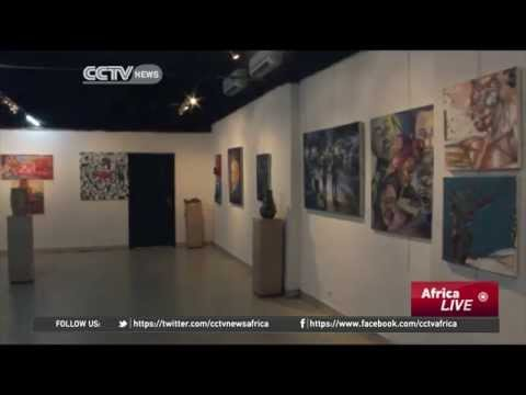 DRC Artists pay Tribute to Sexually Abused Women