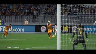 The most stupid and funny goal FIFA 16 PS4