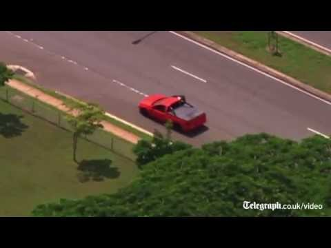 Australian teen in high speed police chase