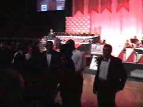 Crank That (Soulja Boy) at 2007 UGA Senior Awards Banquet Video