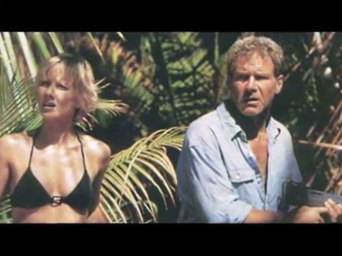 Harrison Ford and Anne Heche