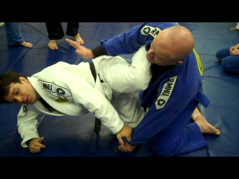 93 Guard Sweep to Arm Bar - Robson Moura Image 1