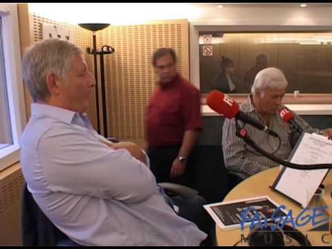 GUY BEDOS - Coulisses RTL - Vos plus belles années