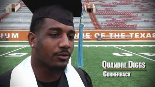 2014 Fall Football Graduates [Dec. 12, 2014]