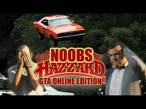 De NOOBS of Hazzard!! GTA Stories!!