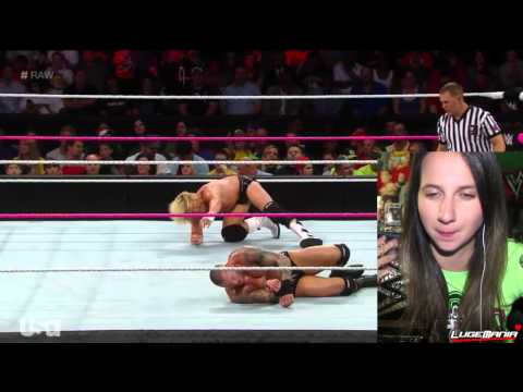 Wwe Raw 10 13 14 Randy Orton Vs Dolph Ziggler Live Commentary video