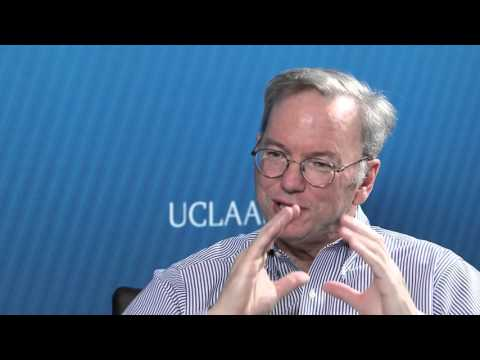 Leaders on Leadership: Eric Schmidt, Executive Chairman of Google