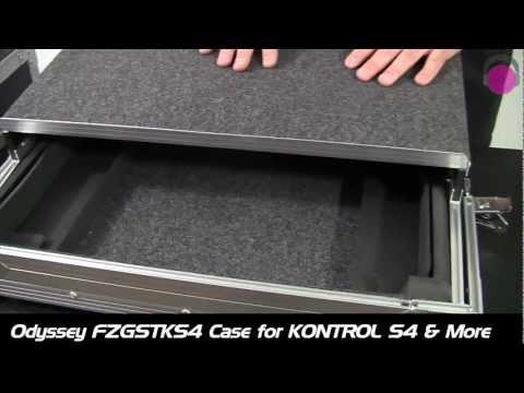 Kontrol S4 Case (also fits VMS4, iDJ3 & Mixtrack PRO) | agiprodj.com