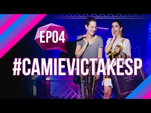 #CamieVicTakeSP - EP. 4  / Camila Coutinho e Vic Ceridono mostram os bastidores do SPFW