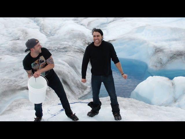 Three Days Grace - ALS Ice Bucket Challenge