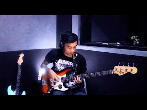 Pengingat - Kunto Aji (Bass Cover by Raymond, 20 Years Old)