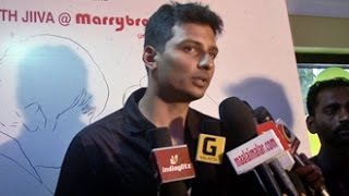 Yaan - Jiiva's day out with his fans | Yaan Tamil Movie | Jeeva Interview