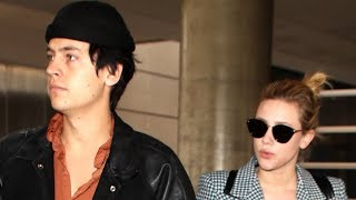 Download Lagu Lili Reinhart Just CONFIRMED Relationship Status With Cole Sprouse? Gratis STAFABAND
