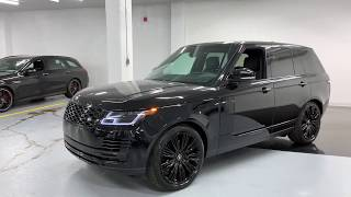 2019 Range Rover Supercharged - Walkaround in HD