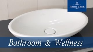Villeroy & Boch - Sinks from the Loop collection