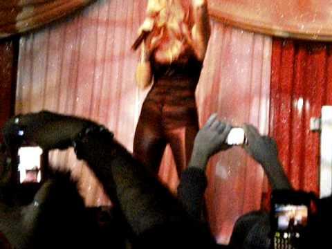 Kim Zolciak - Tardy for the Party - NYC LIVE