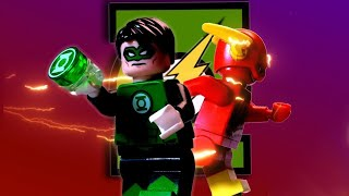 "LEGO The Flash: Crimson Comet - Episode 8 ""Brightest Day"""