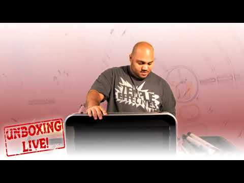 Unboxing Live: DJ Hero Renegade Edition