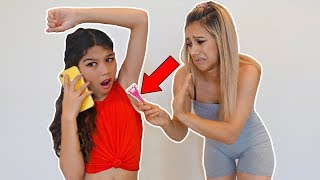 BEING TXUNAMY'S PERSONAL ASSISTANT FOR 24 HOURS!! **SHE FIRED ME**