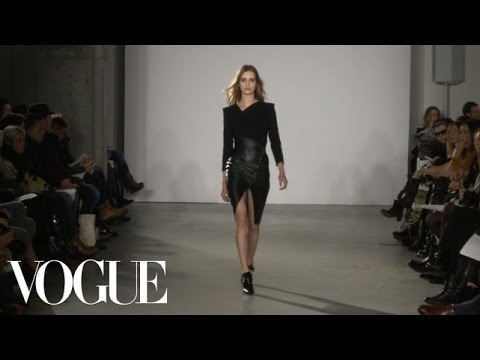 Altuzarra Ready to Wear Fall 2013 Vogue Fashion Week Runway Show