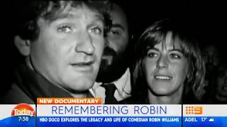 TODAY We're remembering the late Robin Williams with HBO Doco Clips 18July2018