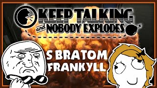 Keep Talking and Nobody Explodes CZ/SK [1] w/ Frankyll