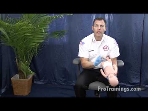 Conscious Infant Choking