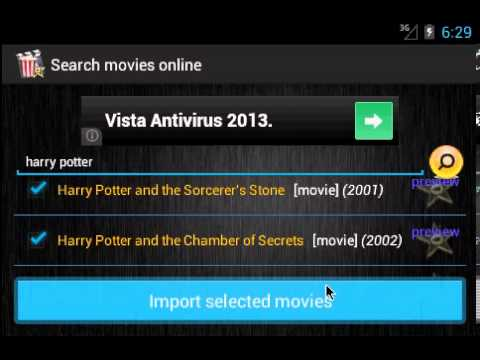 Android Movie Database