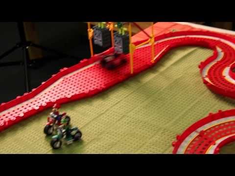 K NEX Mario Kart Wii Building Set from ThinkGeek