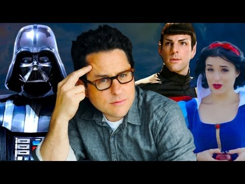 JJ Abrams Star Wars - THE MUSICAL