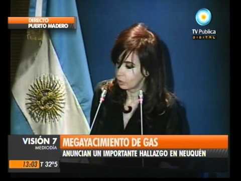 Visión Siete: Megayacimiento de gas