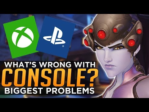 What's Wrong with Console Overwatch?